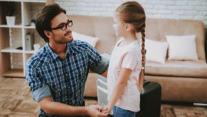 Dad and daughter | Play Therapy | Parent Counseling | Roswell, GA 30076