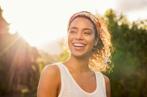 Happy young adult | Depression Treatment & Counseling | Atlanta & Roswell, GA
