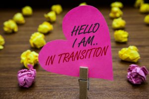 In Transition Sign   Trauma Therapy & PTSD Treatment   Roswell, GA 30076